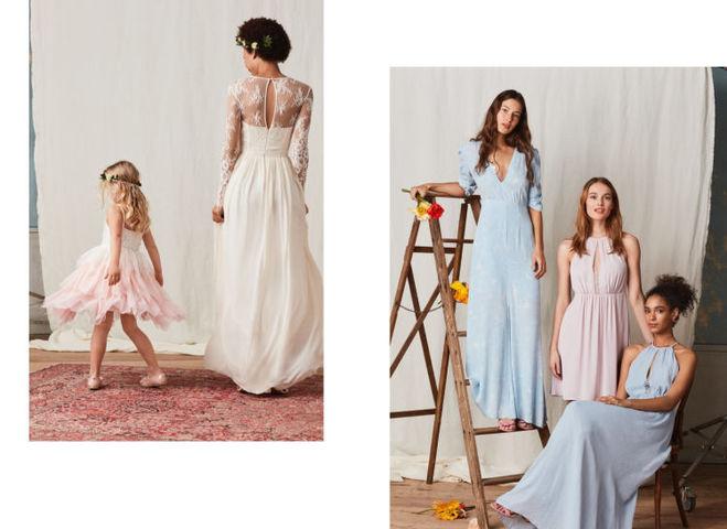 H&M весільні сукні