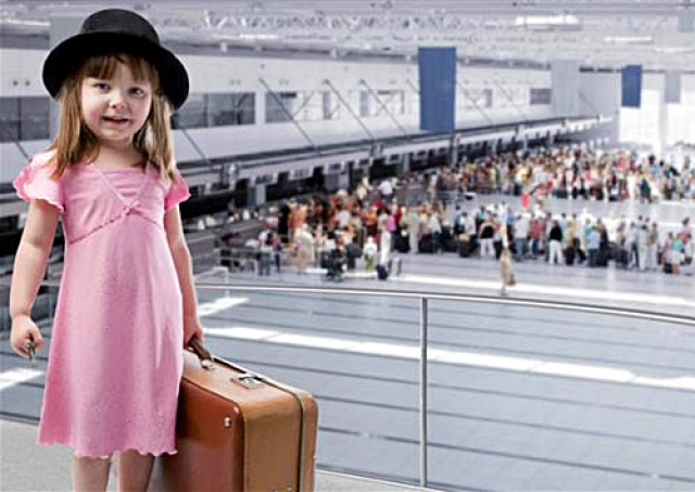 Шенгенська віза для дітей