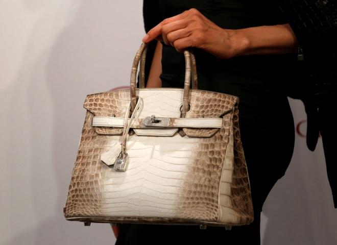 Найдорожча сумка Hermes Birkin