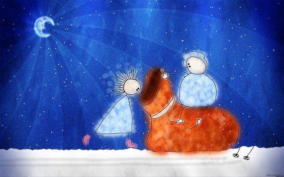 Чудеса в Новый год обязательно учудятся!