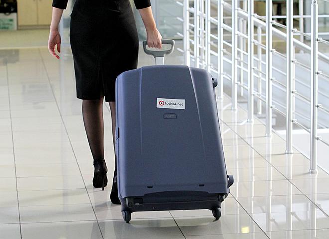Выиграй чемодан Samsonite от travel.tochka.net