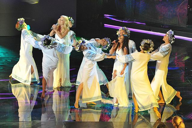 Голос Країни: концерт 11.09.11