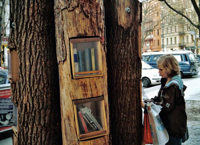 Самая необычная библиотека в Европе