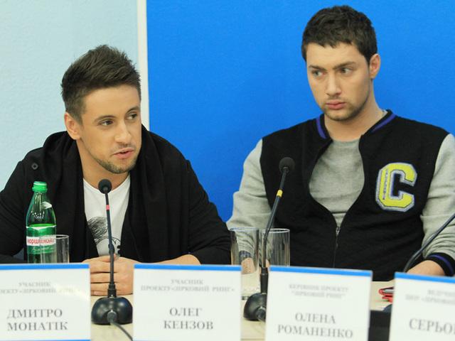 Пресс-конференция «Звездный ринг»