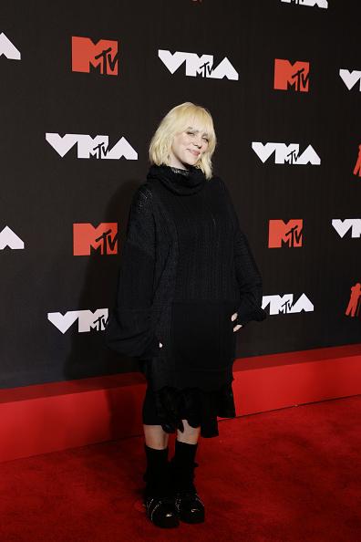 Біллі Айліш на MTV Video Music Awards 2021