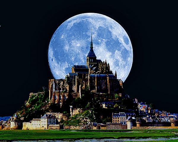 Где встретить конец света: Мон Сен-Мишель