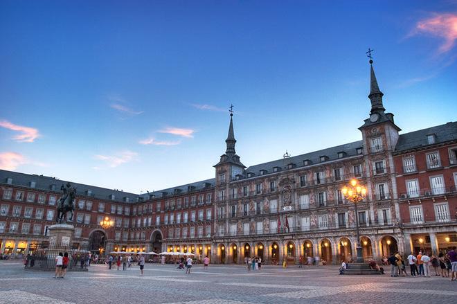 Путешествие по Испании на автомобиле
