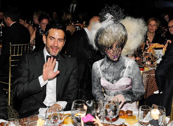 Marc Jacobs, Lady Gaga