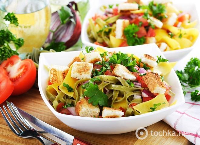 Новорічні салати і закуски