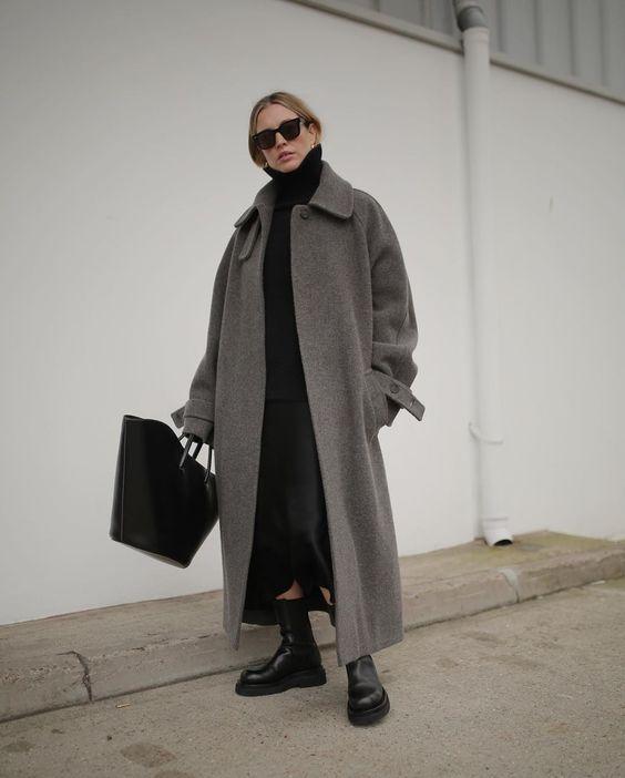 Трендові фасони пальто весна 2021