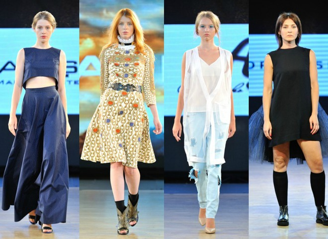 Odessa HOLIDAY FASHION WEEK 2015. День третій