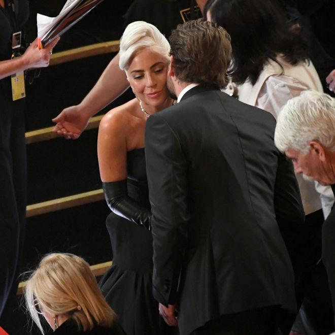 Леді Гага та Бредлі Купер на Оскарі-2019