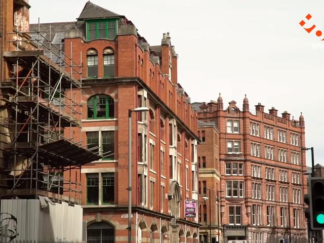 Головний street-art район Манчестера: чому варто відвідати Northen Quarter