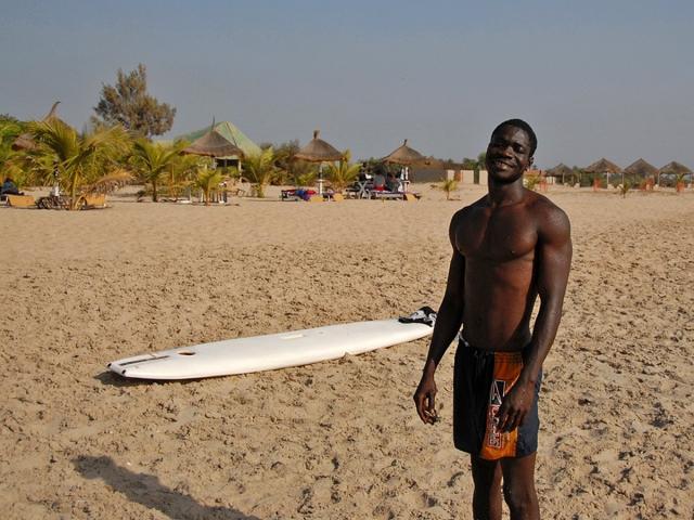 секс-туризм для жінок: Гамбія