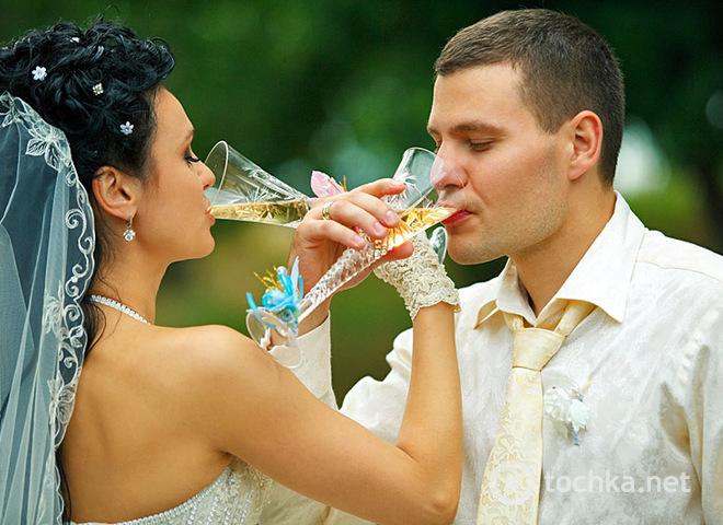 Тост молодоженам на свадьбу от брата брату