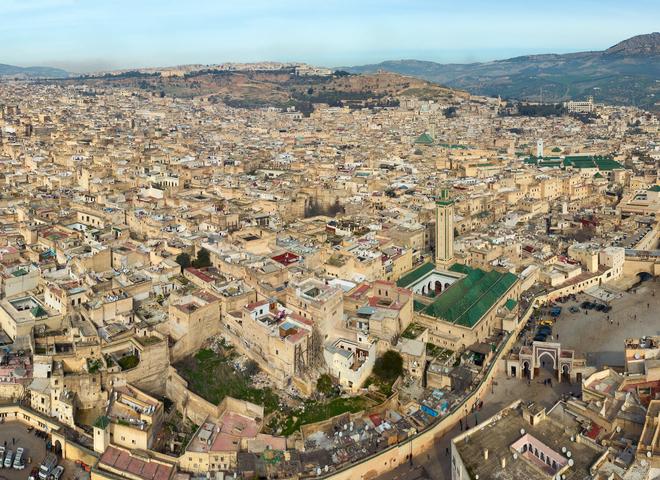 Что посмотреть в Марокко: чем интересный город Фес