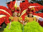 Фестиваль цветов на острове Мадейра