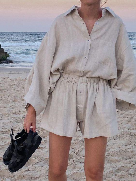 наряды на пляж