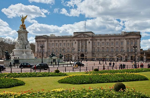 Лондон за два дні: Букінгемський палац