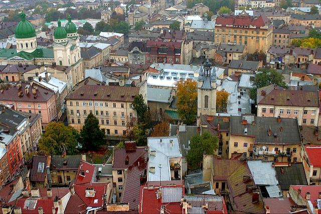 Що подивитися у Львові: площа Ринок