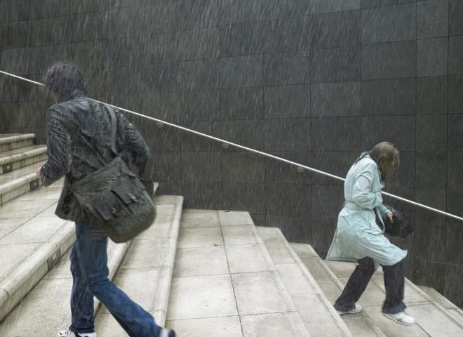 Дожди испортят нам здоровье? Ну уж нет!