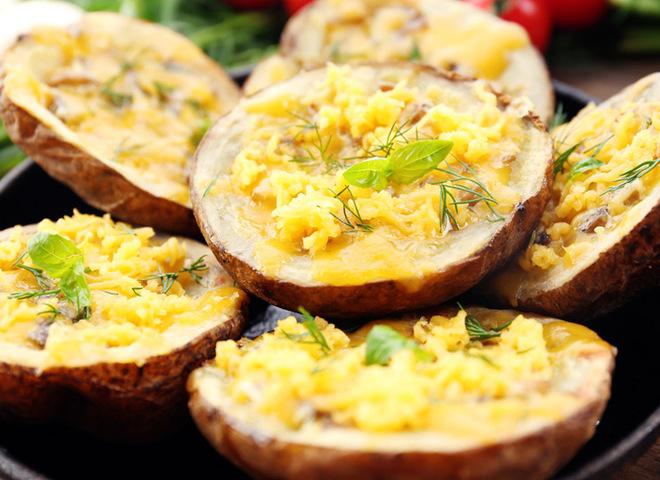 Картопля по-французьки