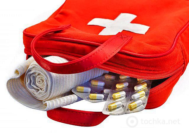 Какие медикаменты взять в путешествие