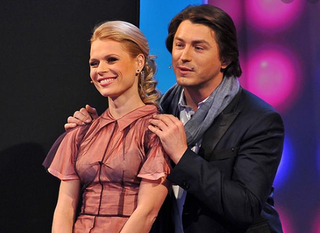 Сергей Притула и Ольга Фреймут