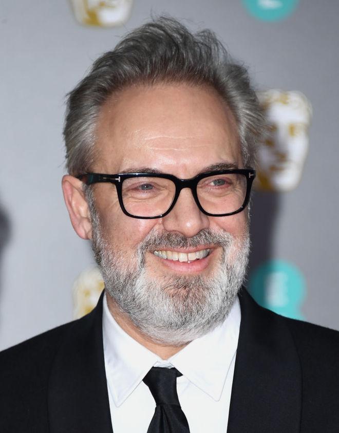 Сэм Мендес на BAFTA 2020