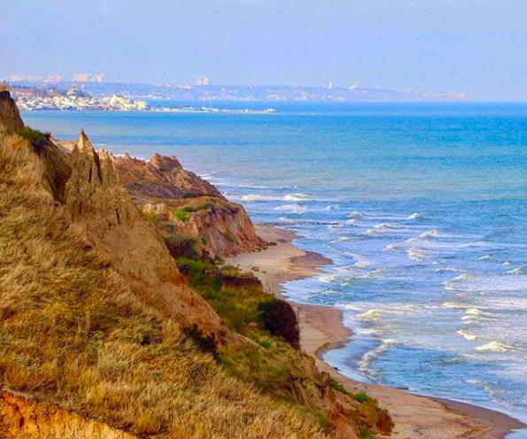 Куда поехать на море в Одесской области: Санжейка