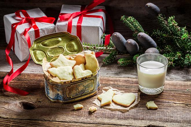 Quick milk: молочная суть (а также подарок для Санты)