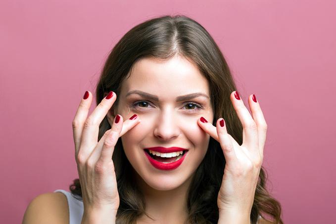 10 рецептів маски навколо очей