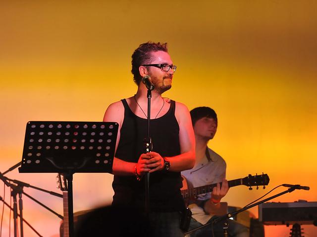 Концерт Александра Пономарева