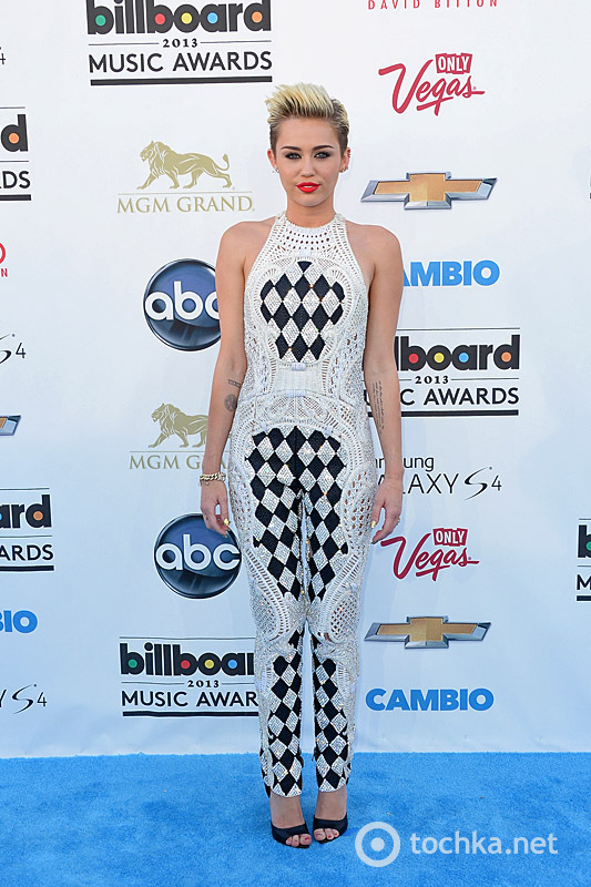 Церемония Billboard Music Awards 2013