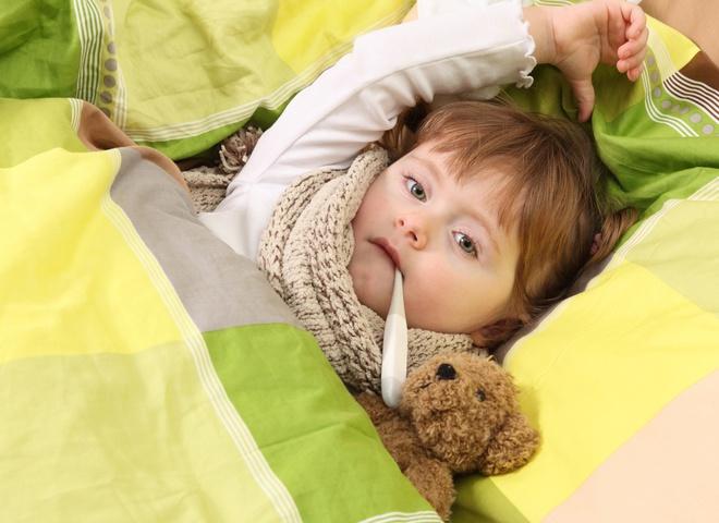 грип у дитини