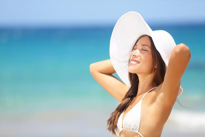 Б'юті-засоби, які не можна використовувати на пляжі