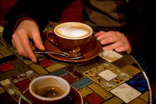 Итальянский кофе: Caffe americano