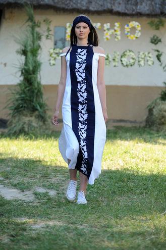 Коллекции Этно-fashion на фестивале «Країна Мрій»: Kostelni