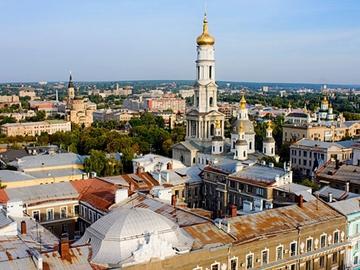 Точное время в Харькове
