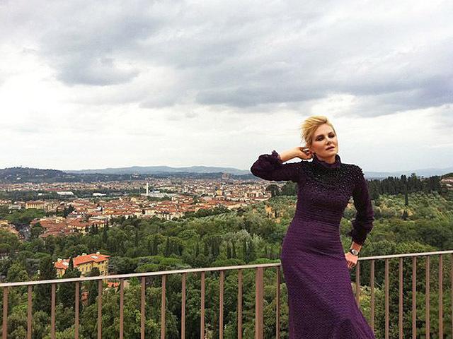 Рената Литвинова в фотосесії