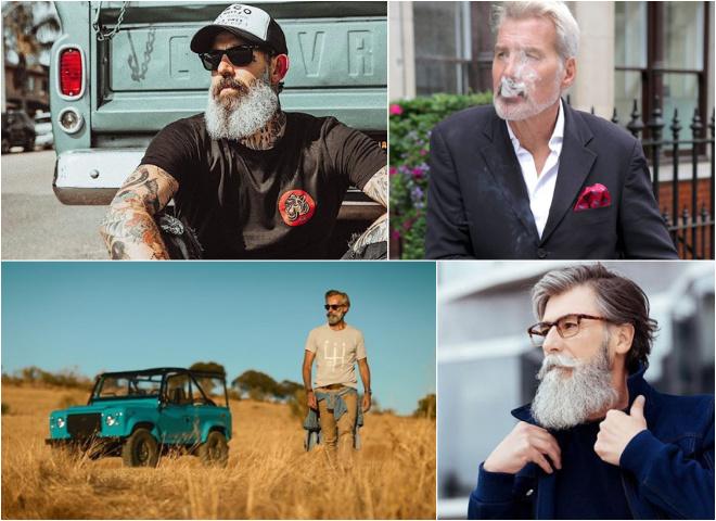 Як потрібно виглядати: 6 чоловіків у віці, в яких ти закохаєшся