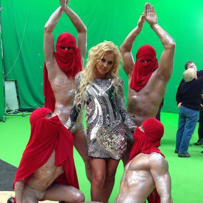 Украинская певица камалия порно
