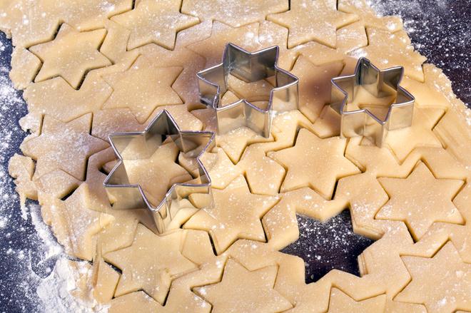 """Новий рік 2016: рецепт новорічного печива """"Ялинка"""""""