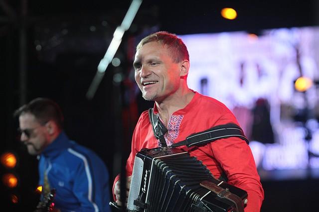 Концерт на майдані до Євро-2012