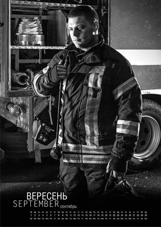 пожарные -фото