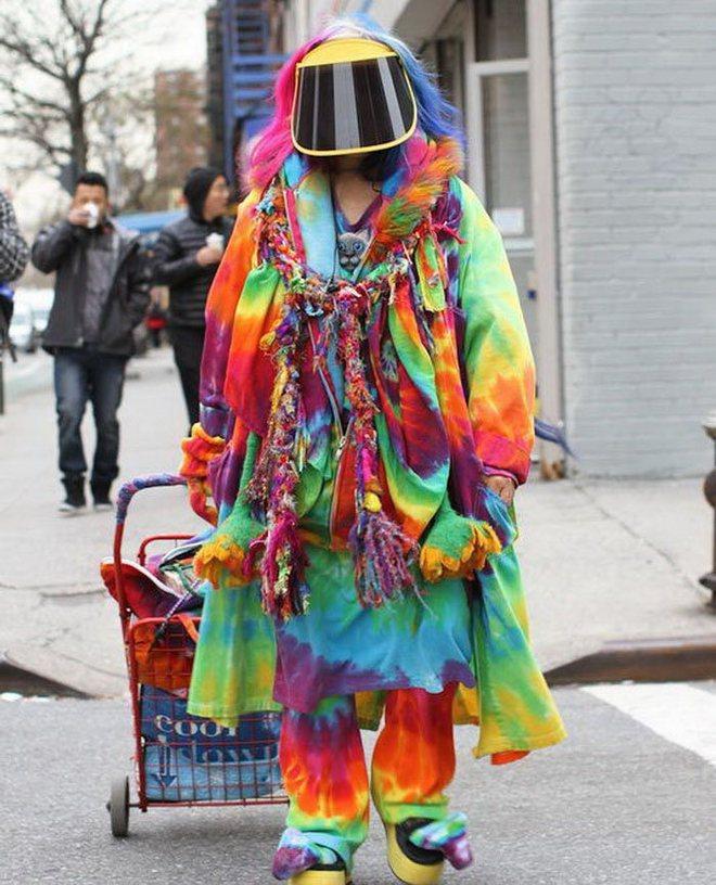 Модницы и модники из соц. сетей