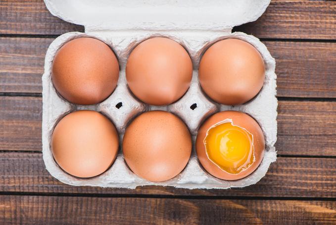 Сирі яйця