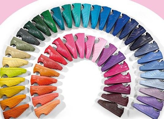50 оттенков Фаррелла Уильямса: новая коллекция adidas Originals
