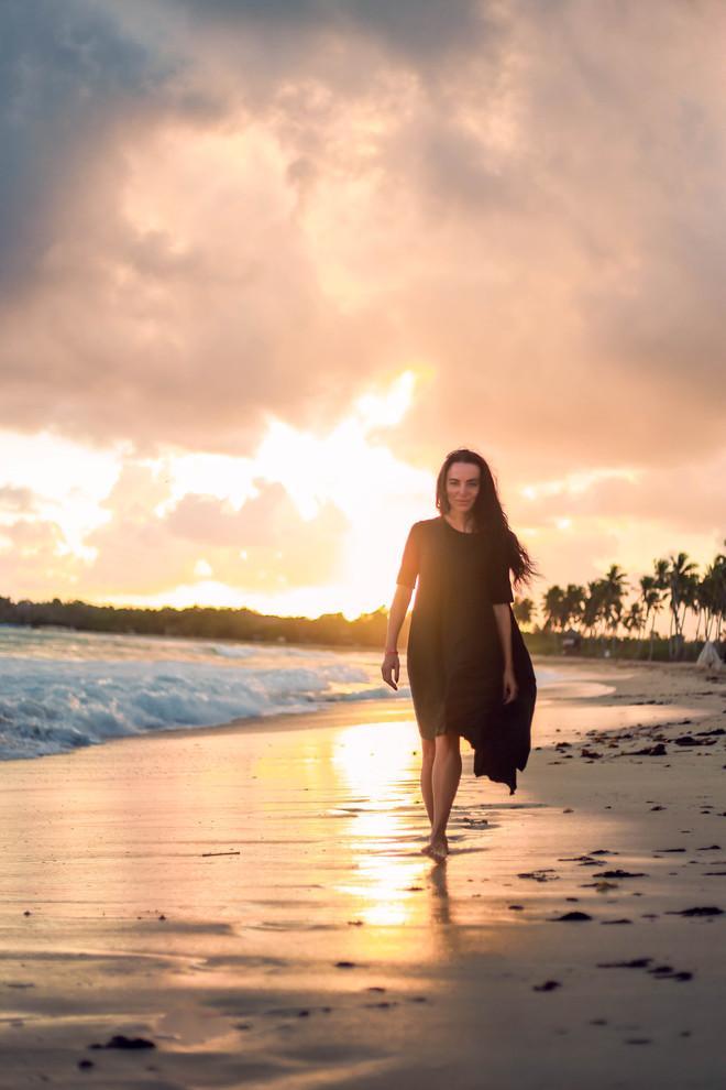 Отдых в Доминикане с Алиной Тим