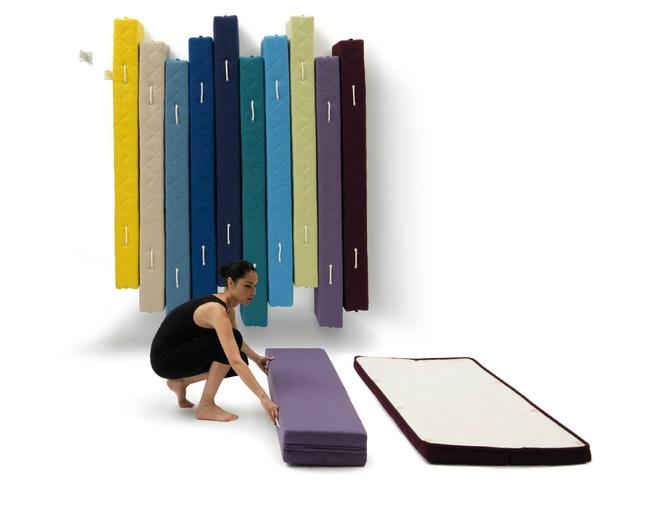 Bed Sharing, дизайн - Лоренцо Даміані (Lorenzo Damiani) для Campeggi